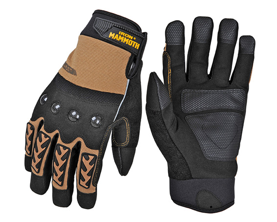 High-Impact Work Gloves