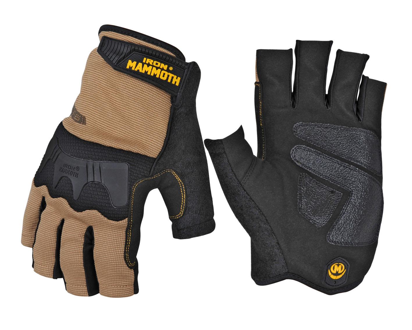 Fingerless Work Glove