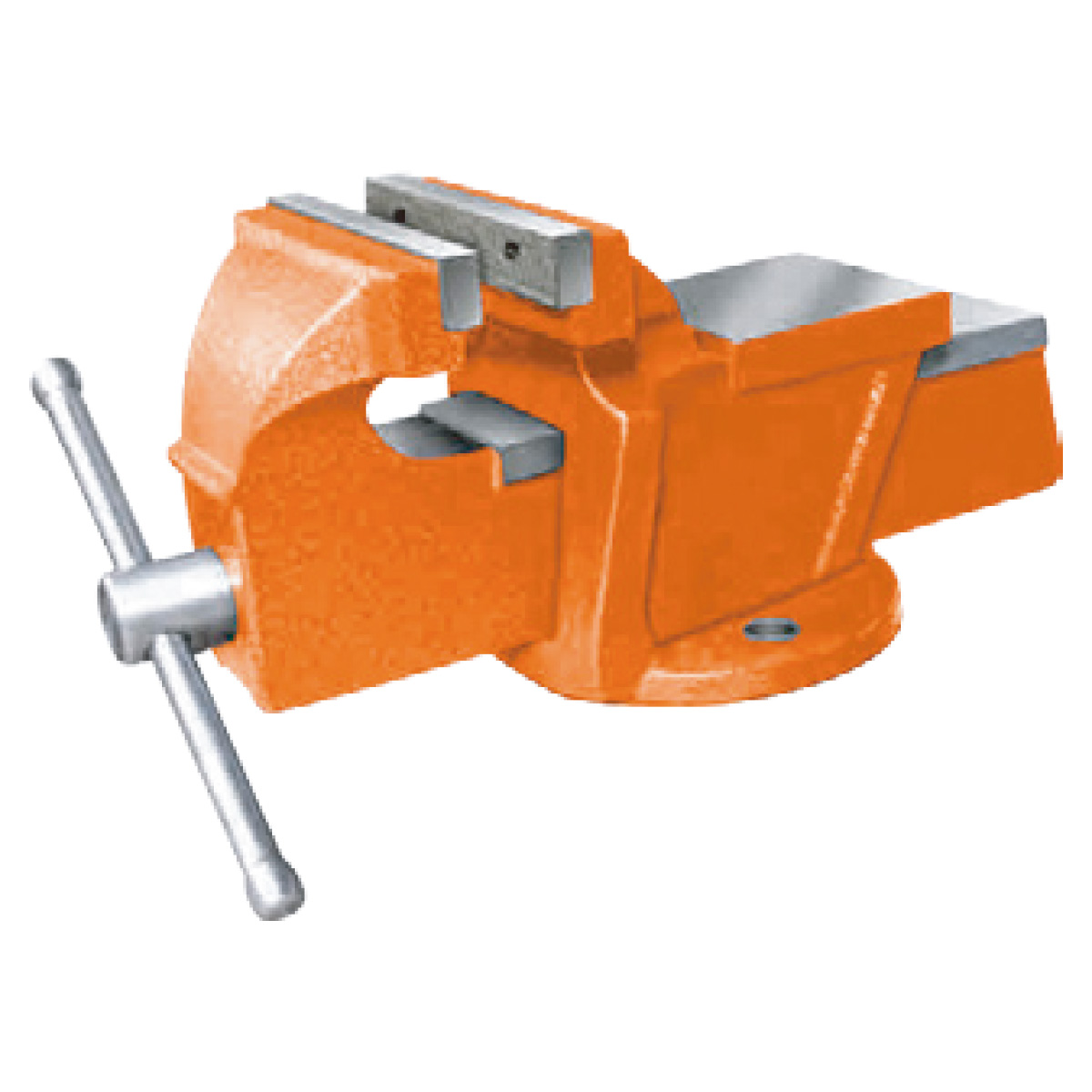 LIGHT DUTY FIXED BENCH VISE