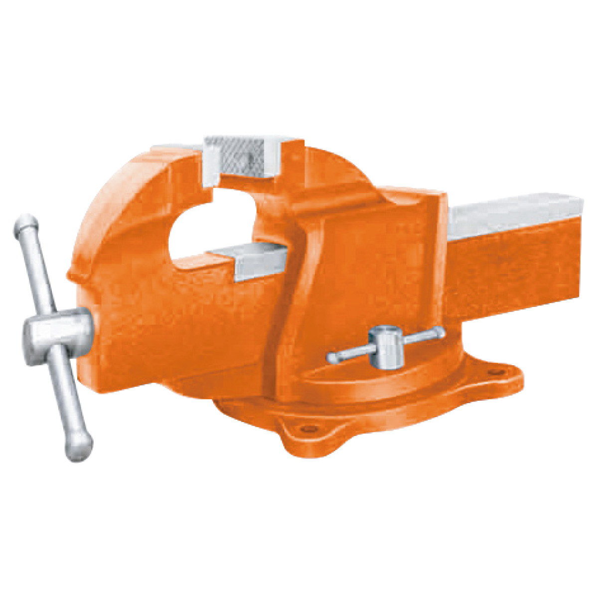 HEAVY DUTY BENCH VISE