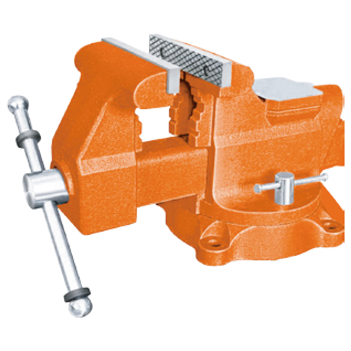 AMERICAN PROFESSIONAL HEAVY DUTY BENCH VISE