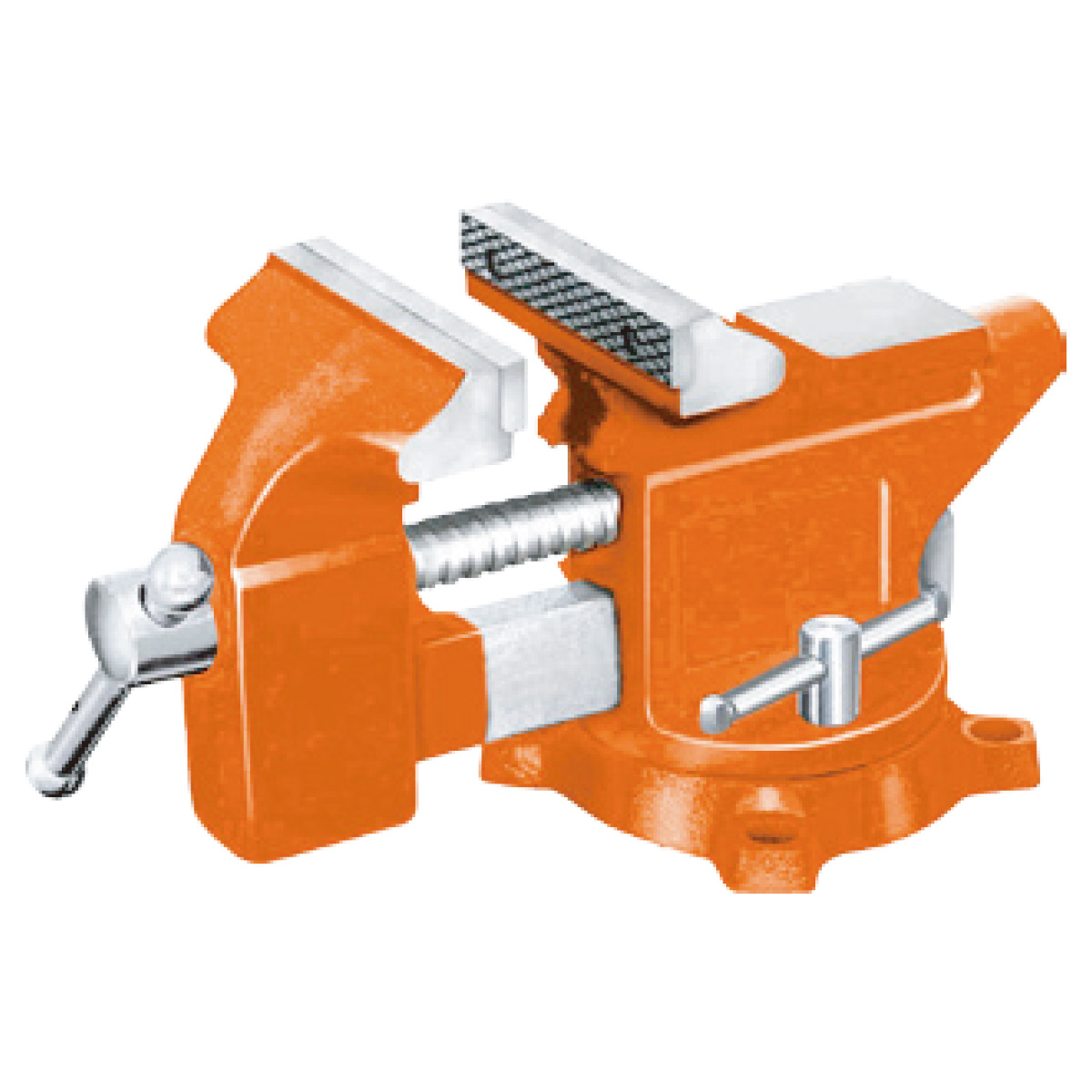 SUPER LIGHT DUTY HOME USE FIXED BENCH VISE