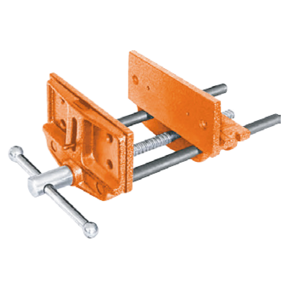 ORDINARY TYPE WOODWORKING VISE