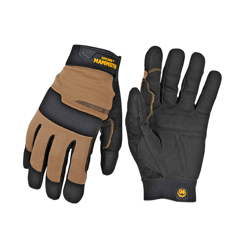 General Utility Touch-Screen Works Gloves